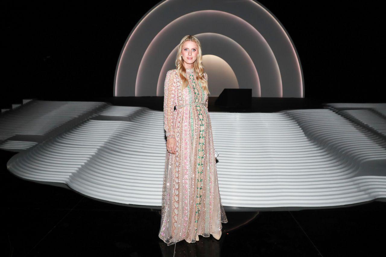 "Nicky Hilton – ""Resonances de Cartier"" Jewelry Collection ..."