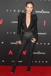 "Nicky Whelan – ""Jigsaw"" Red Carpet in Los Angeles"