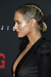 "Nicky Whelan – ""Jigsaw"" Red Carpet in Los Angeles"