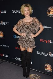 "Nicky Whelan – ""Tragedy Girls"" Premiere in Los Angeles"