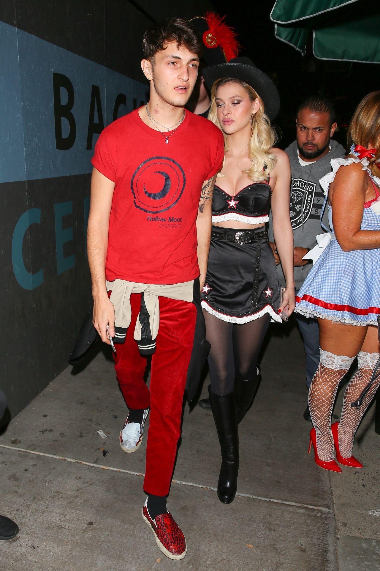 Peltz – Matthew Morrison's Halloween Party in West Hollywood 10/28 ...