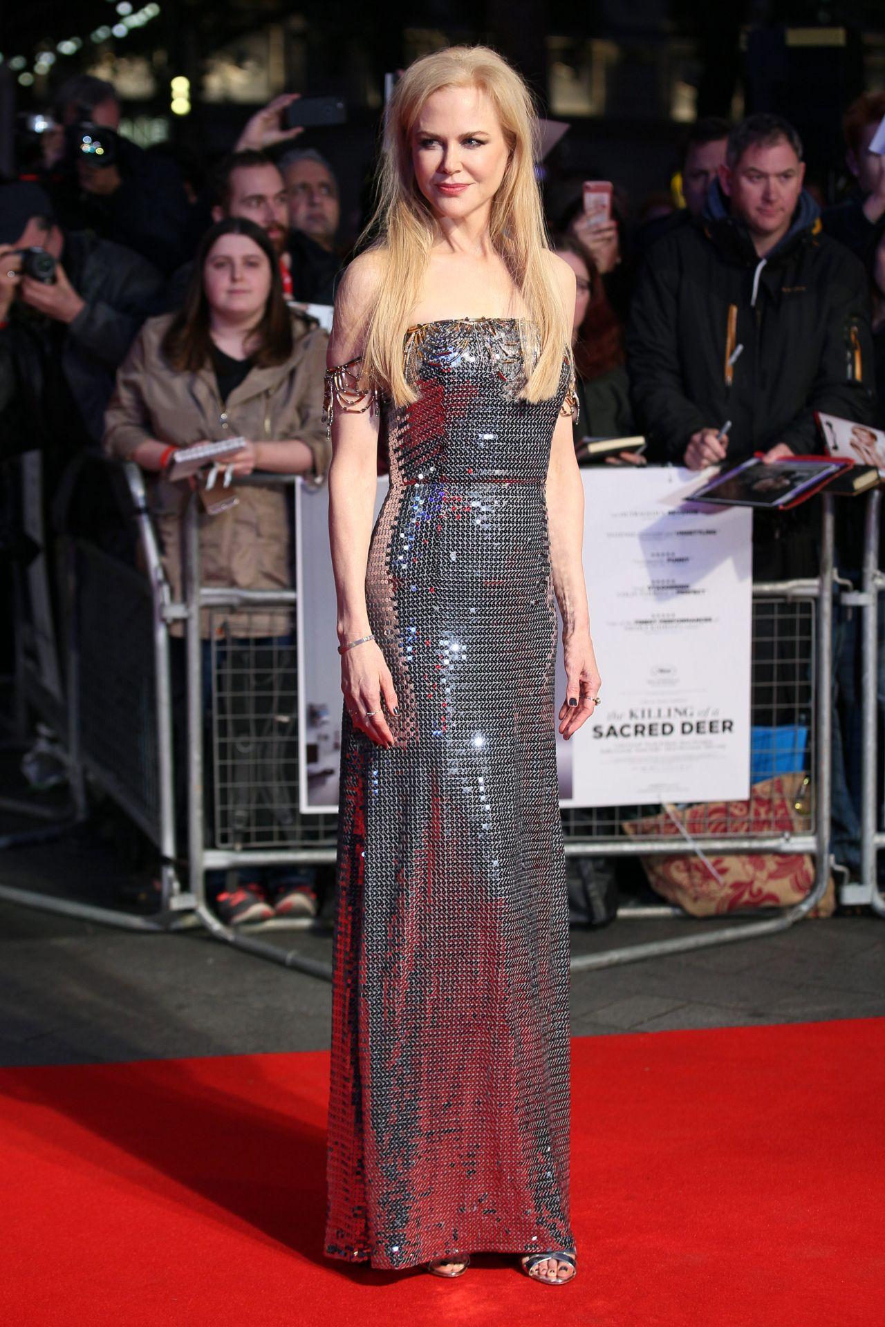 "Nicole Kidman – ""Killing Of A Sacred Deer"" Premiere in London"