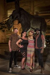 Nicole Scherzinger - X Factor Judges House Photocall in South Africa 10/21/2017