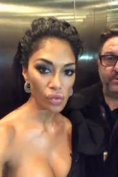 Nicole Scherzinger - X Factor UK 10/29/2017 Photos and Video