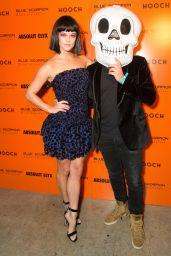 Nina Agdal - Nina Agdal & Hooch Host Blue Scorpion