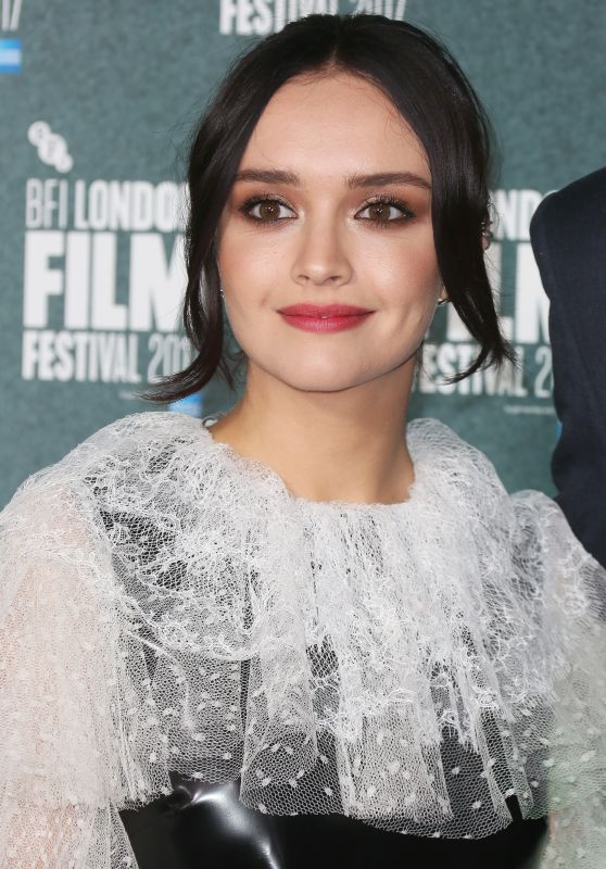 "Olivia Cooke – ""Thoroughbreds"" Premiere at BFI London Film Festival 10/09/2017"