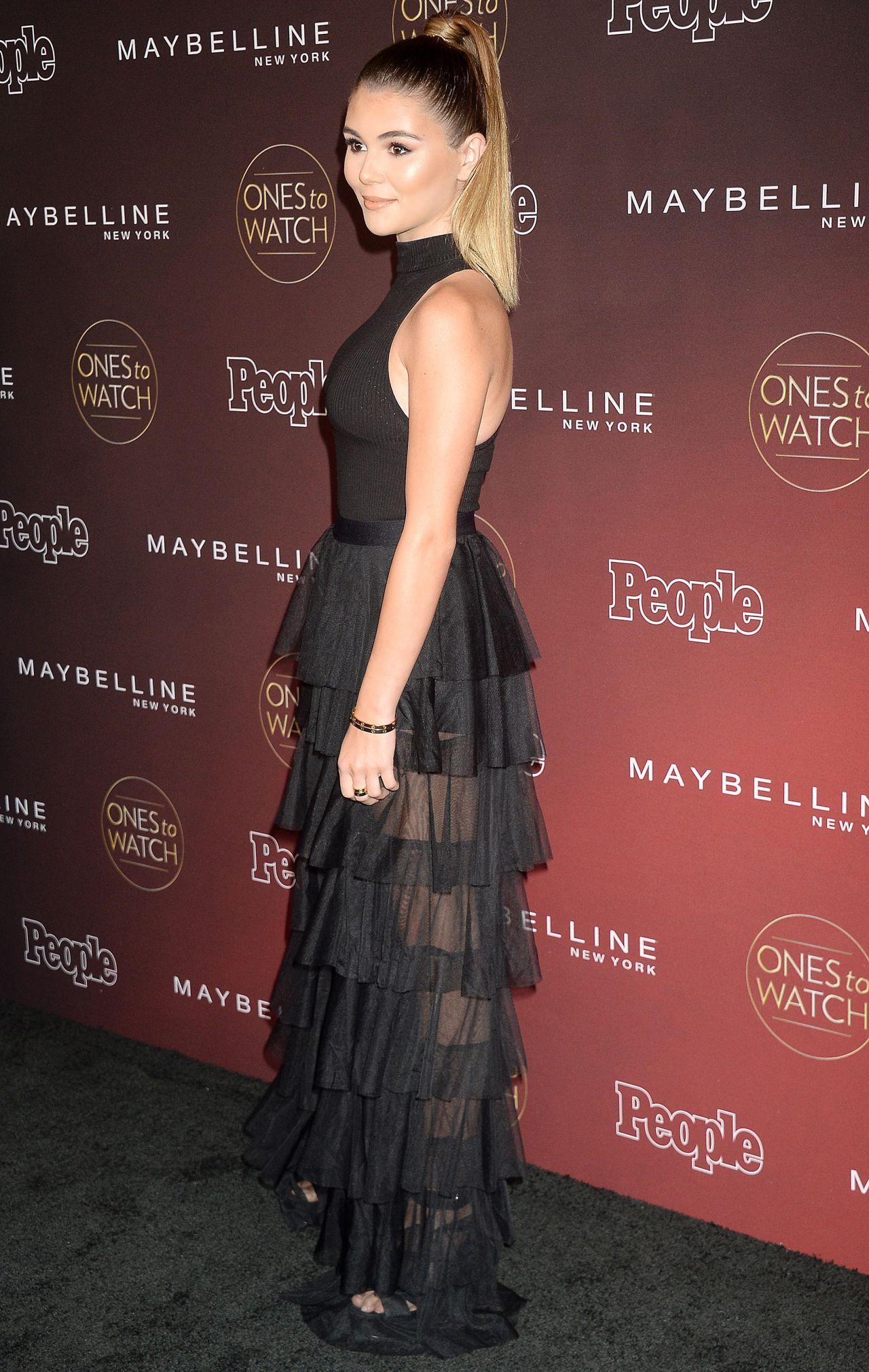 Olivia Jade – PEOPLE's Ones to Watch Party in LA 10/04/2017 Olivia Jade
