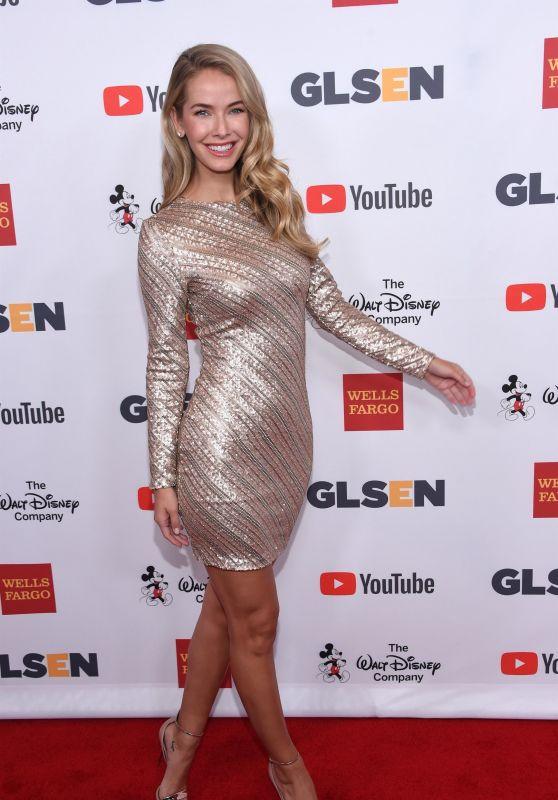Olivia Jordan – GLSEN Respect Awards 2017 in Los Angeles