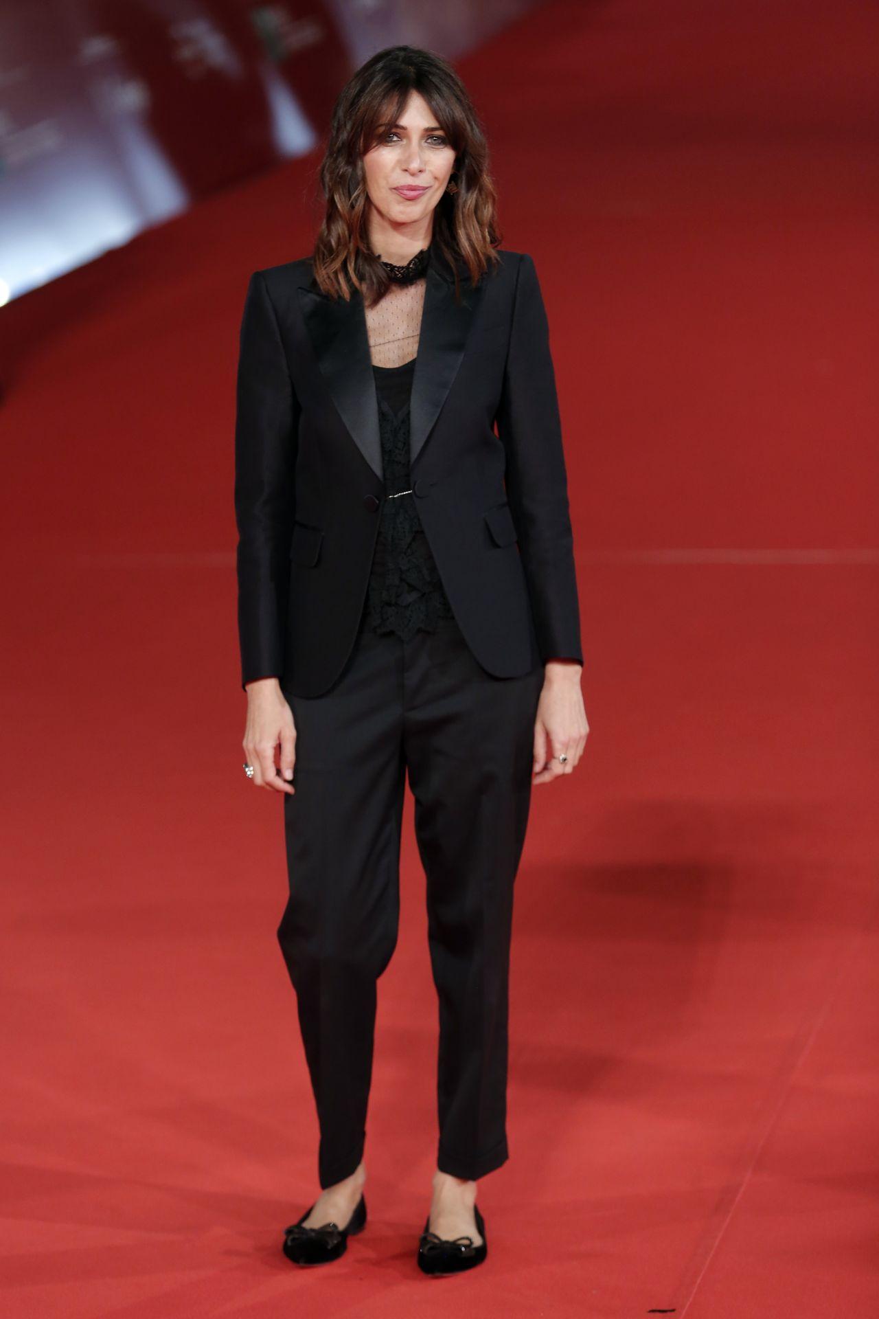 """Olivia Magnani – """"Cinque"""" Premiere at 2017 Rome Film Festival"""