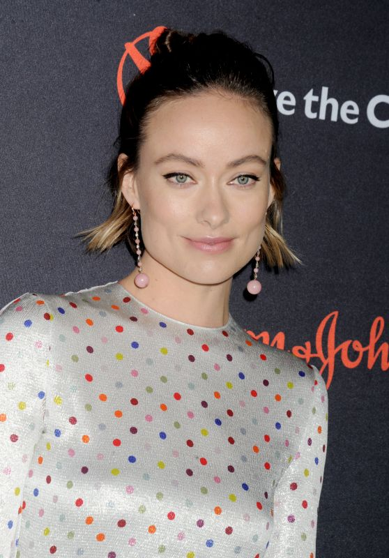 Olivia Wilde – Save The Children Illumination Gala in NYC