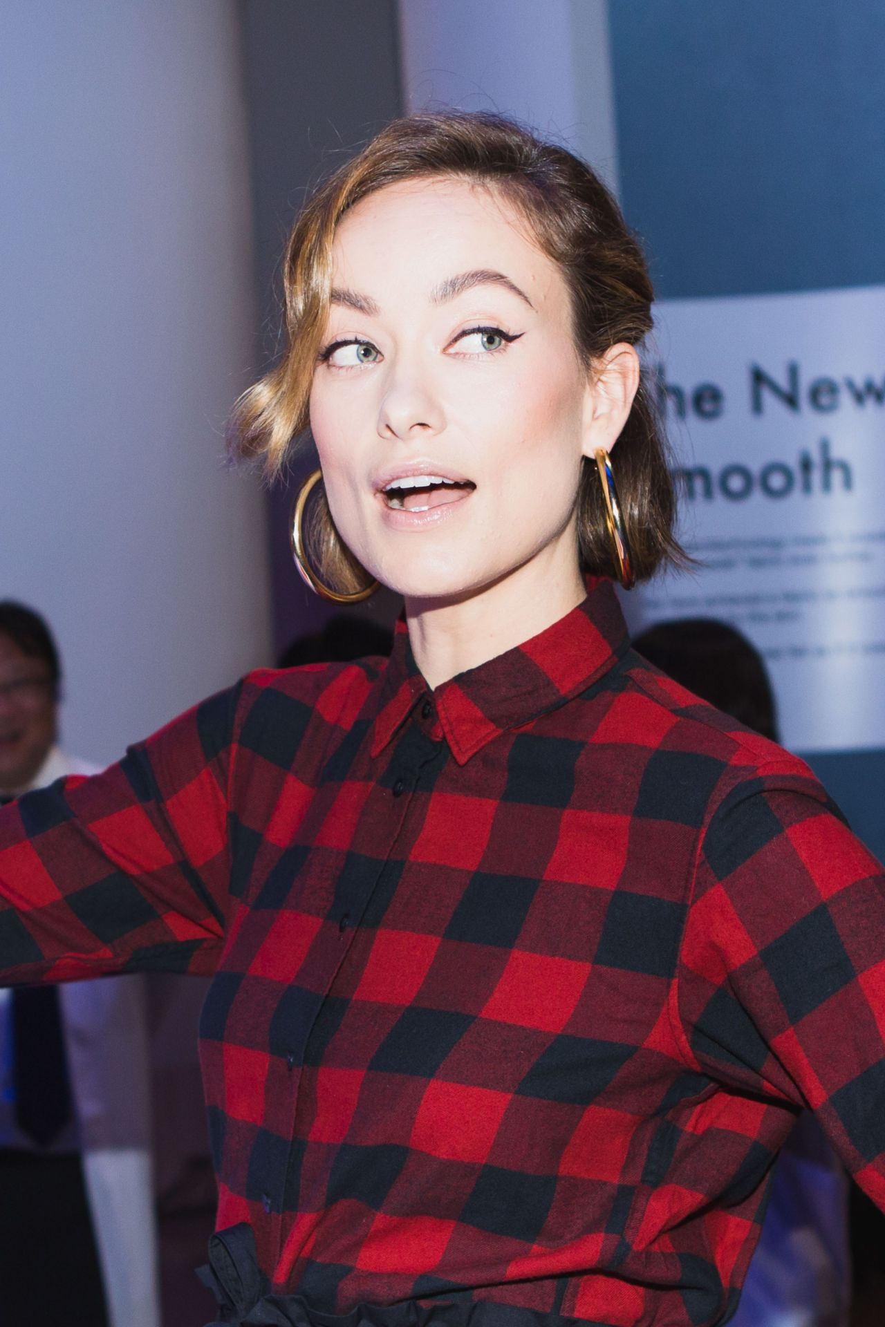 Olivia Wilde - Uniqlo x Toray: The Art & Science of LifeWear Event in NYC