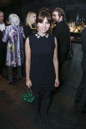 "Ophelia Lovibond - ""Venus In Fur"" Press Night After Party in London"