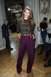 Ophelie Meunier - John Galliano Fashion Show in Paris 10/01/2017