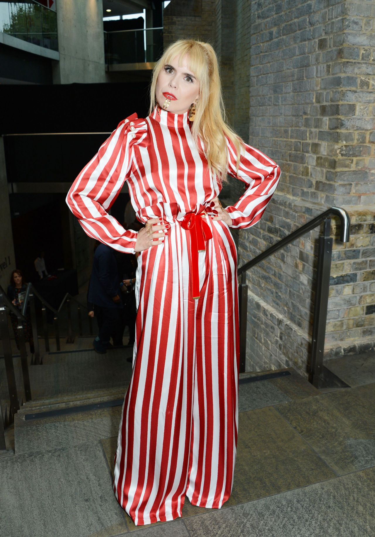 Paloma Faith Q Awards 2017 In London