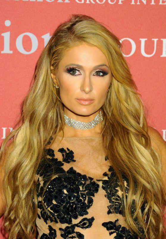 Paris Hilton – The Fashion Group International Night Of Stars Gala in NYC