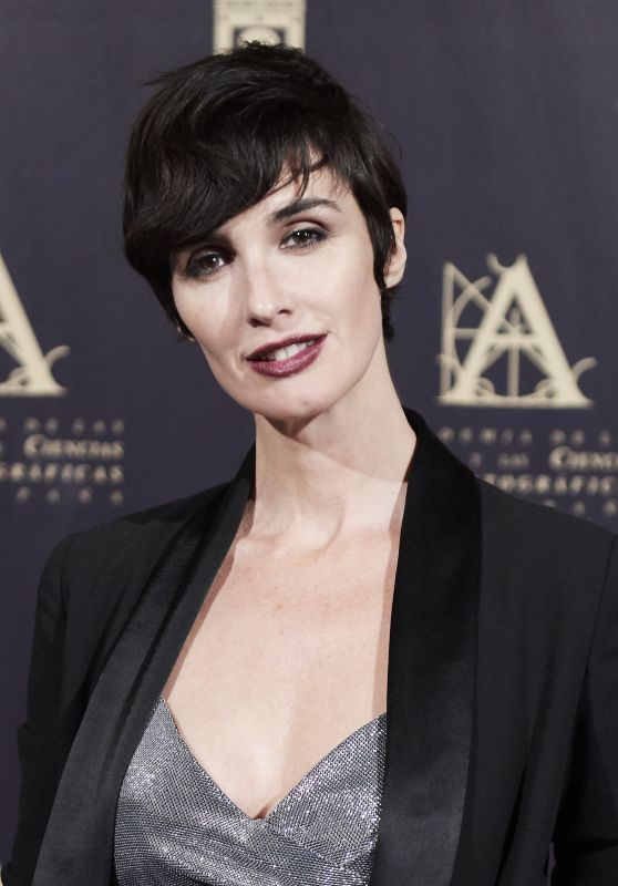 Paz Vega – Academy of Motion Picture Arts and Sciences Photocall in Madrid 10/09/2017