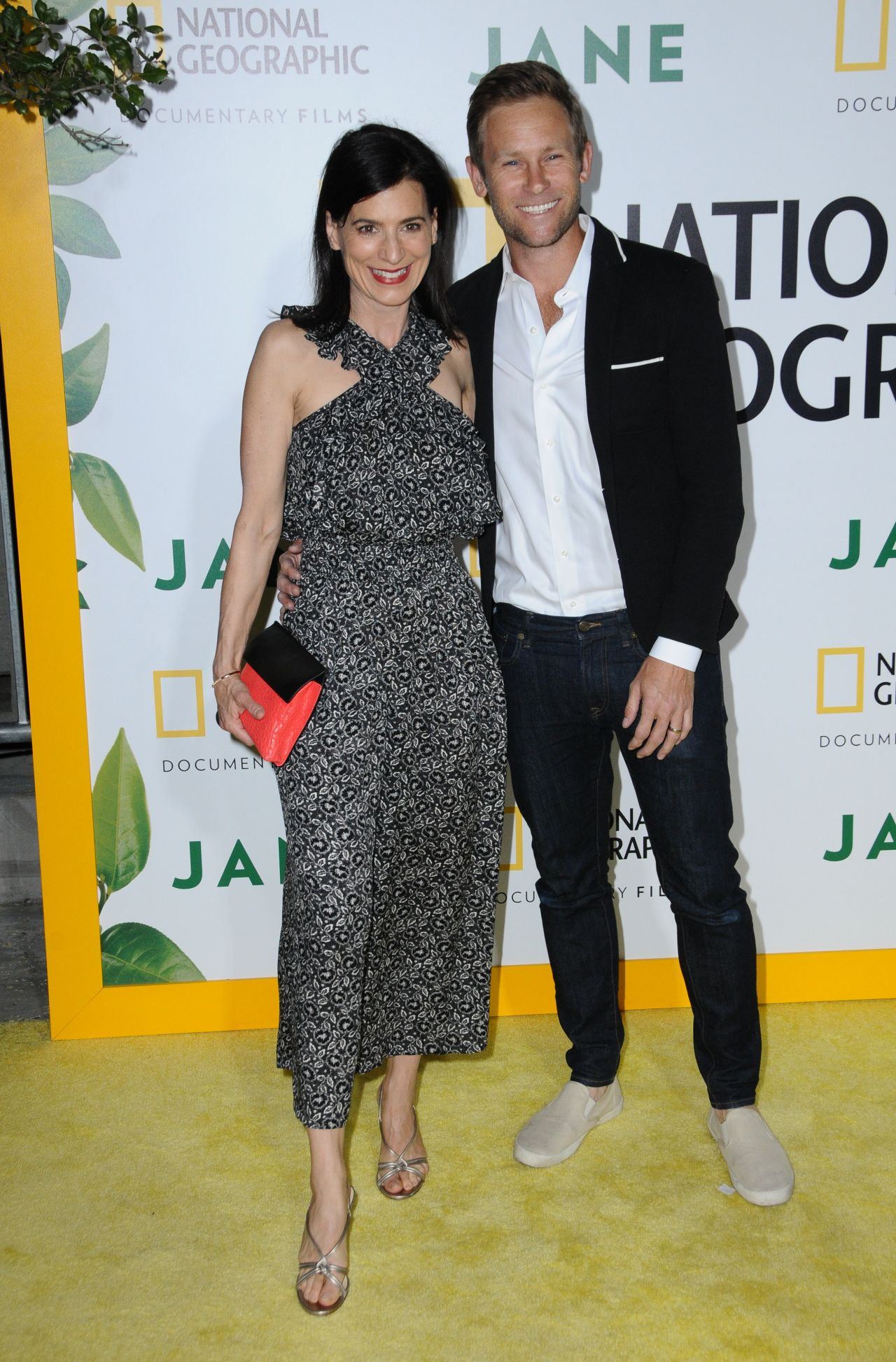 "Perrey Reeves – National Geographic Documentary Film's ""Jane"" Premiere in LA 10/09/2017"
