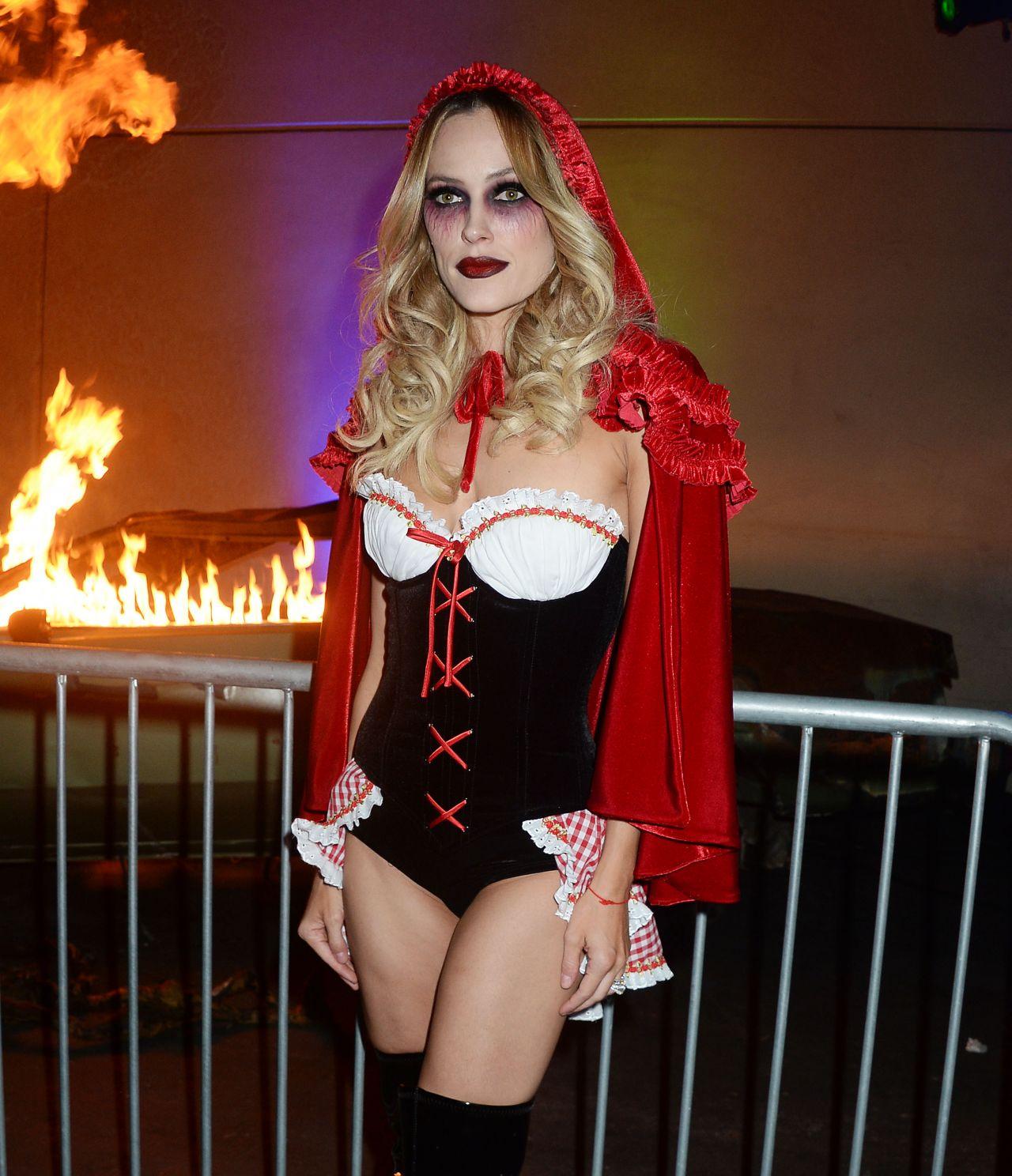 Peta Murgatroyd – Maxim Halloween Party 2017 in Los Angeles