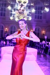 Petra Nemcova - Gala Dinner Happy Hearts Fund in Prague 10/20/2017