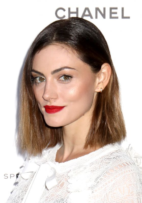 Phoebe Tonkin - Launch of Lucia Pica