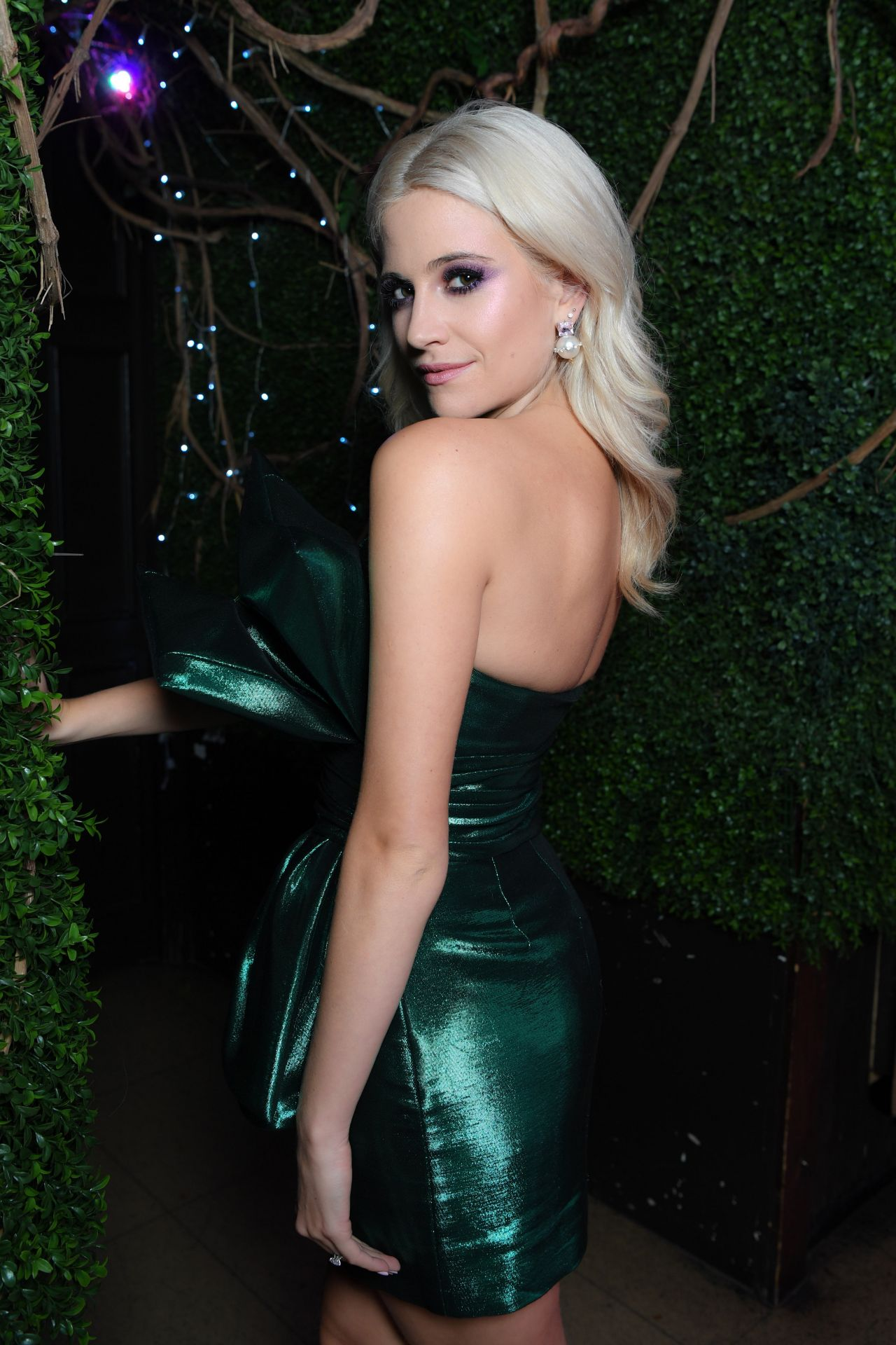 Pixie Lott Celebrates The Release Of Her New Single Quot Won