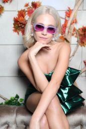"Pixie Lott - Celebrates the Release of Her New Single ""Won't Forget You"" in London"