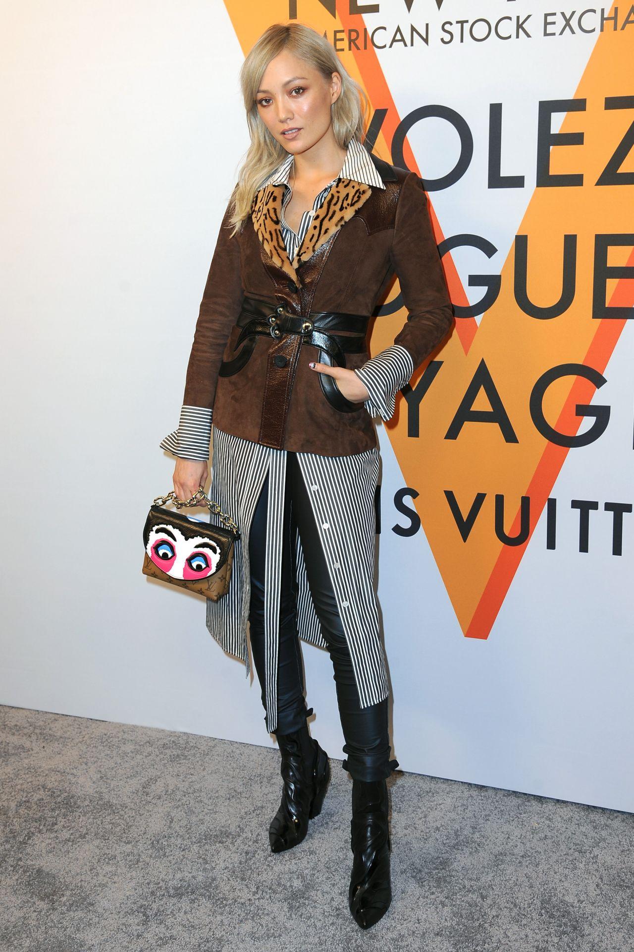 Pom Klementieff – Volez, Voguez, Voyagez: Louis Vuitton Exhibition Opening in NYC