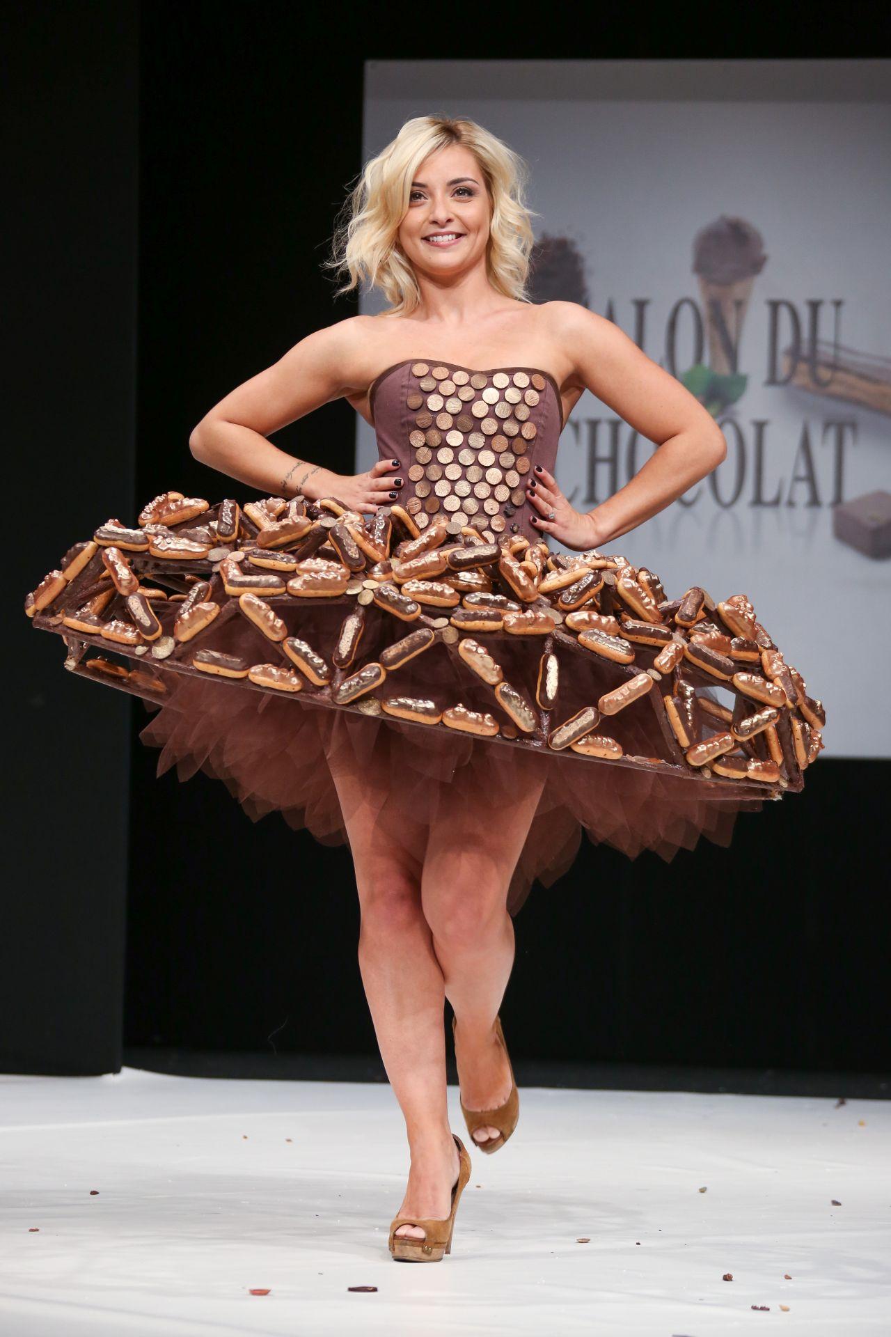 priscilla betti salon du chocolat paris 2017 chocolate fair in paris