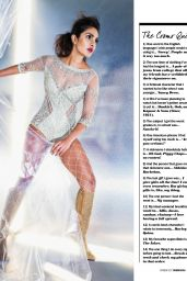 Priyanka Chopra - Cosmopolitan Magazine India October 2017 Issue