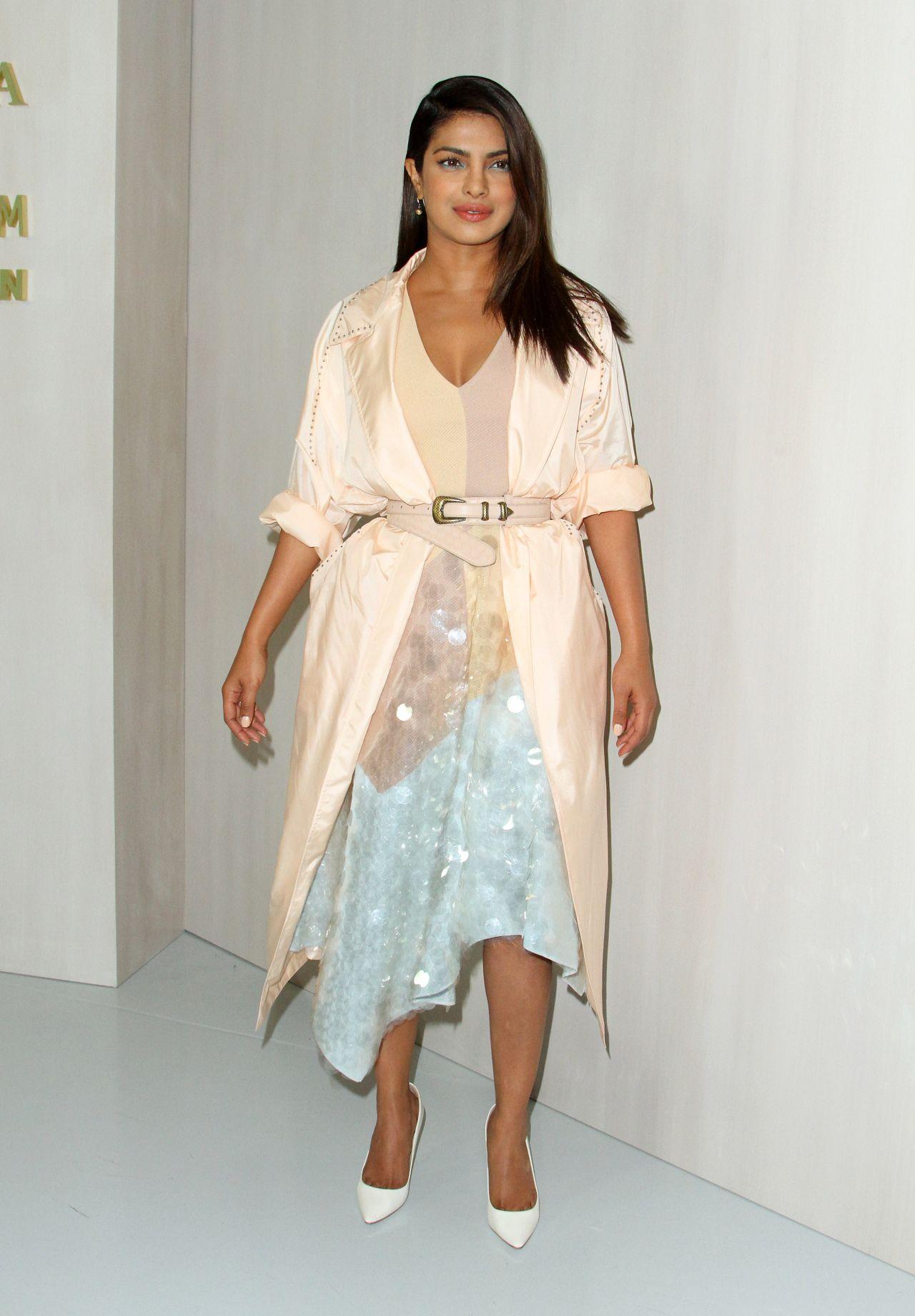 Priyanka Chopra – Hammer Museum Gala in Los Angeles 10/14/2017