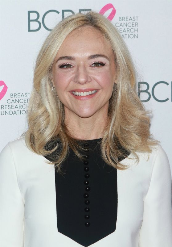 Rachel Bay Jones – Breast Cancer Research Foundation Symposium and Awards Luncheon in NY