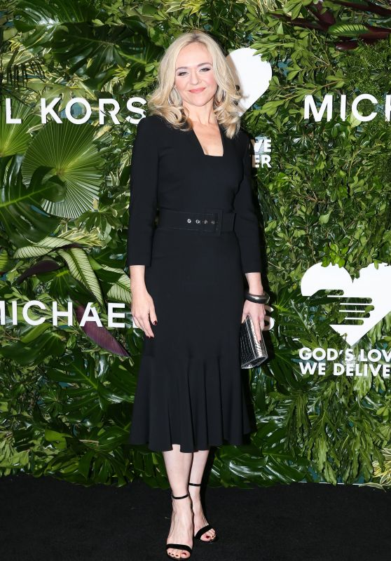 """Rachel Bay Jones – God's Love We Deliver """"Golden Heart Awards""""in New York 10/16/2017"""