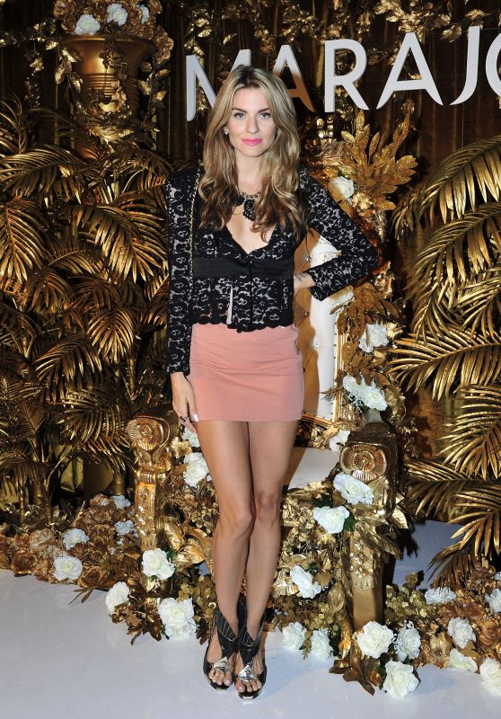 Rachel McCord - Marajo Haircare Launch Party in Los Angeles
