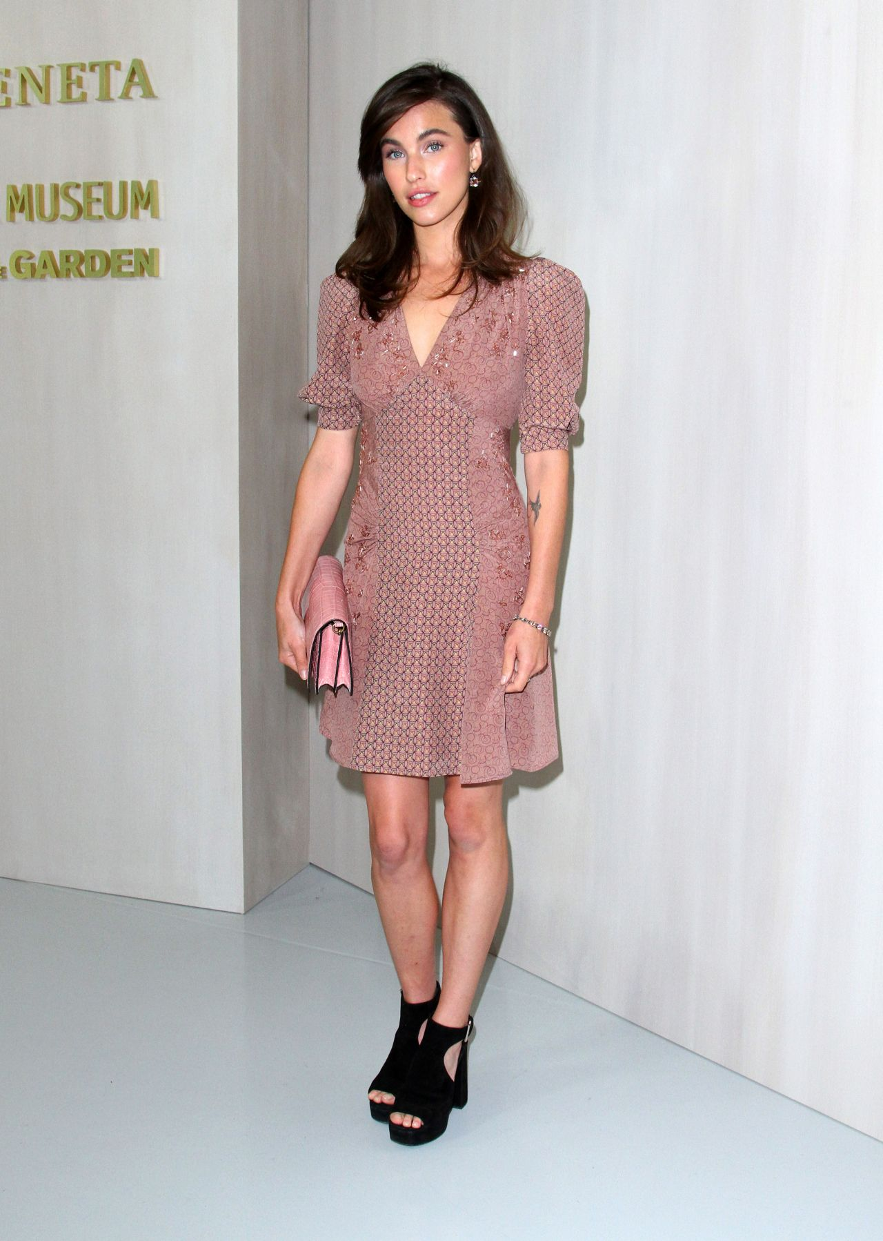 Rainey Qualley – Hammer Museum Gala in Los Angeles 10/14/2017