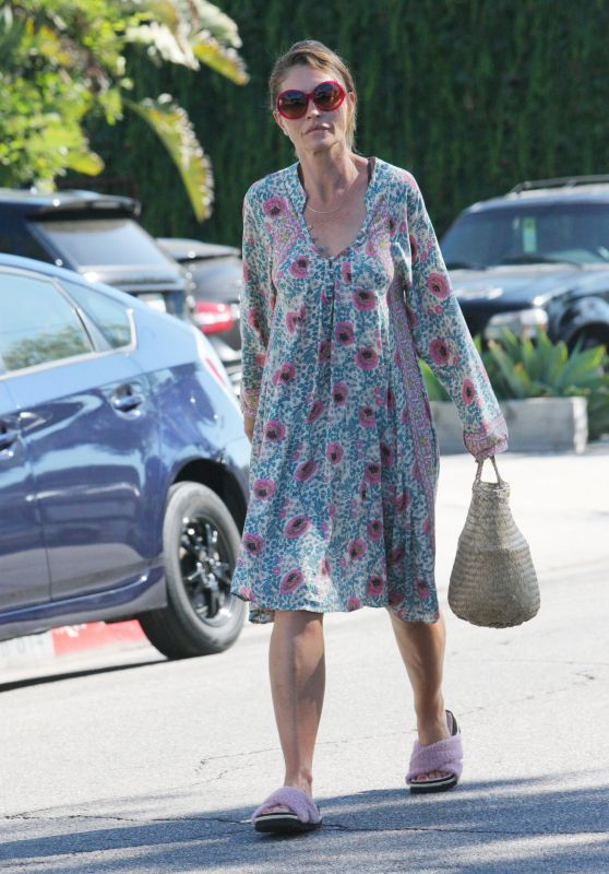 Rebecca Gayheart - Shopping in West Hollywood 10/06/2017