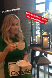 Reese Witherspoon Social Media Photos