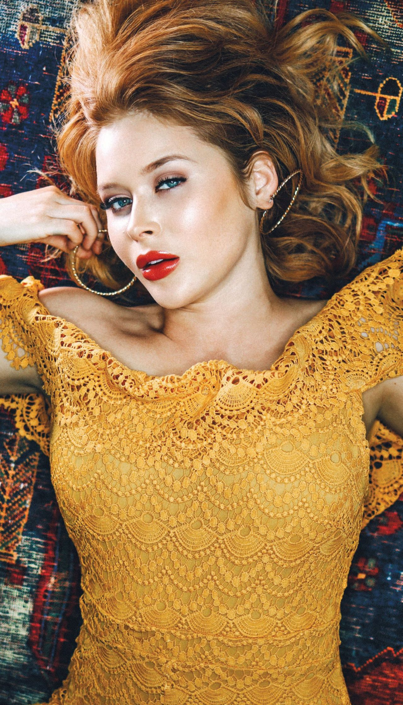 Renee Olstead - Photoshoot for Modern Luxury Houston, October 2017