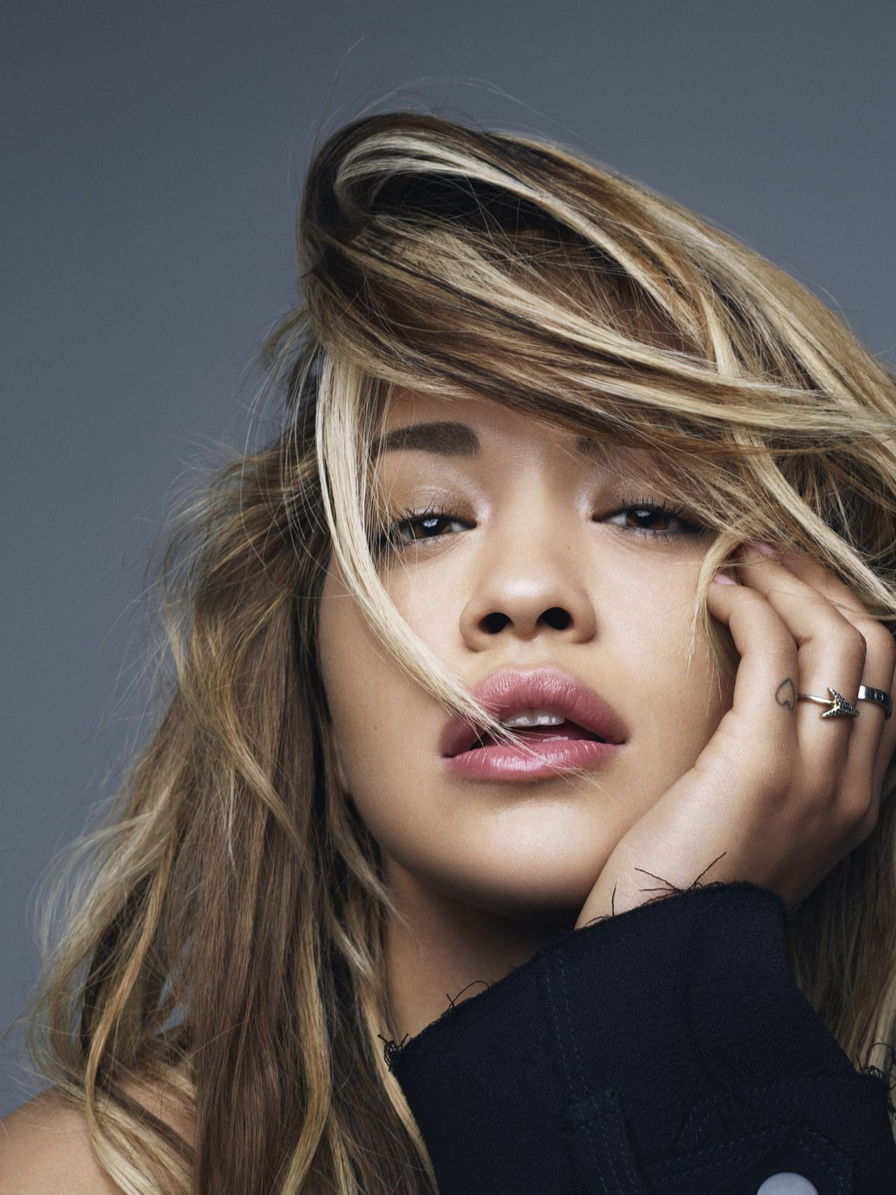 Rita Ora Photoshoot For Absolut Vodka 2017