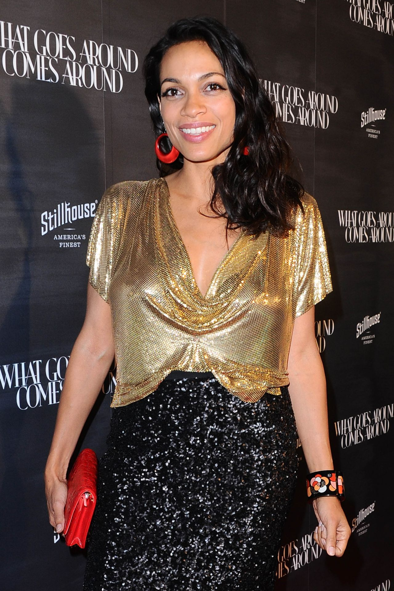 Rosario Dawson - What Goes Around Comes Around Anniversary Celebration in Beverly Hills 10/11/2017