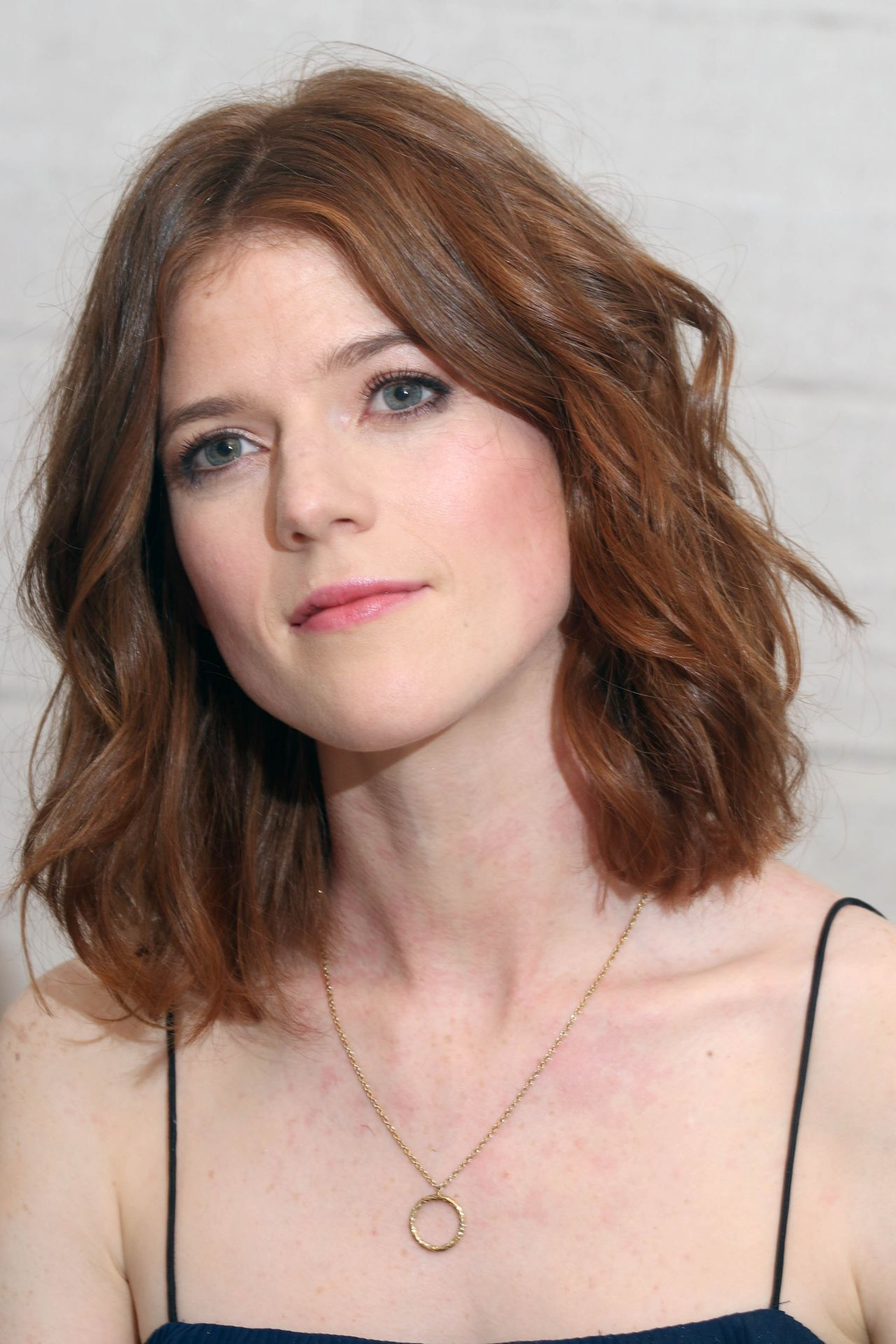 Rose Leslie Quot The Good Fight Quot Press Conference In West