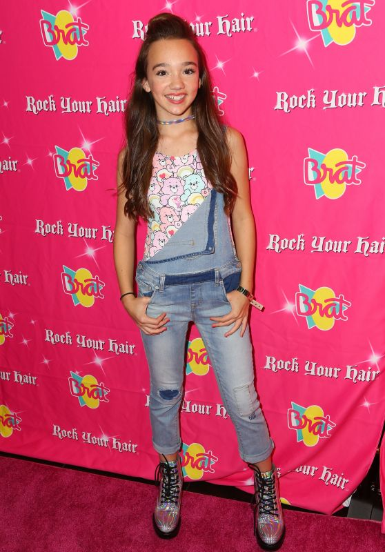 Ruby Jay - Rock Your Hair Presents: Rock Back to School Concert and Party in LA 09/30/2017