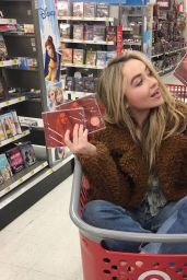 Sabrina Carpenter Pics and Video - Social Media 10/16/2017