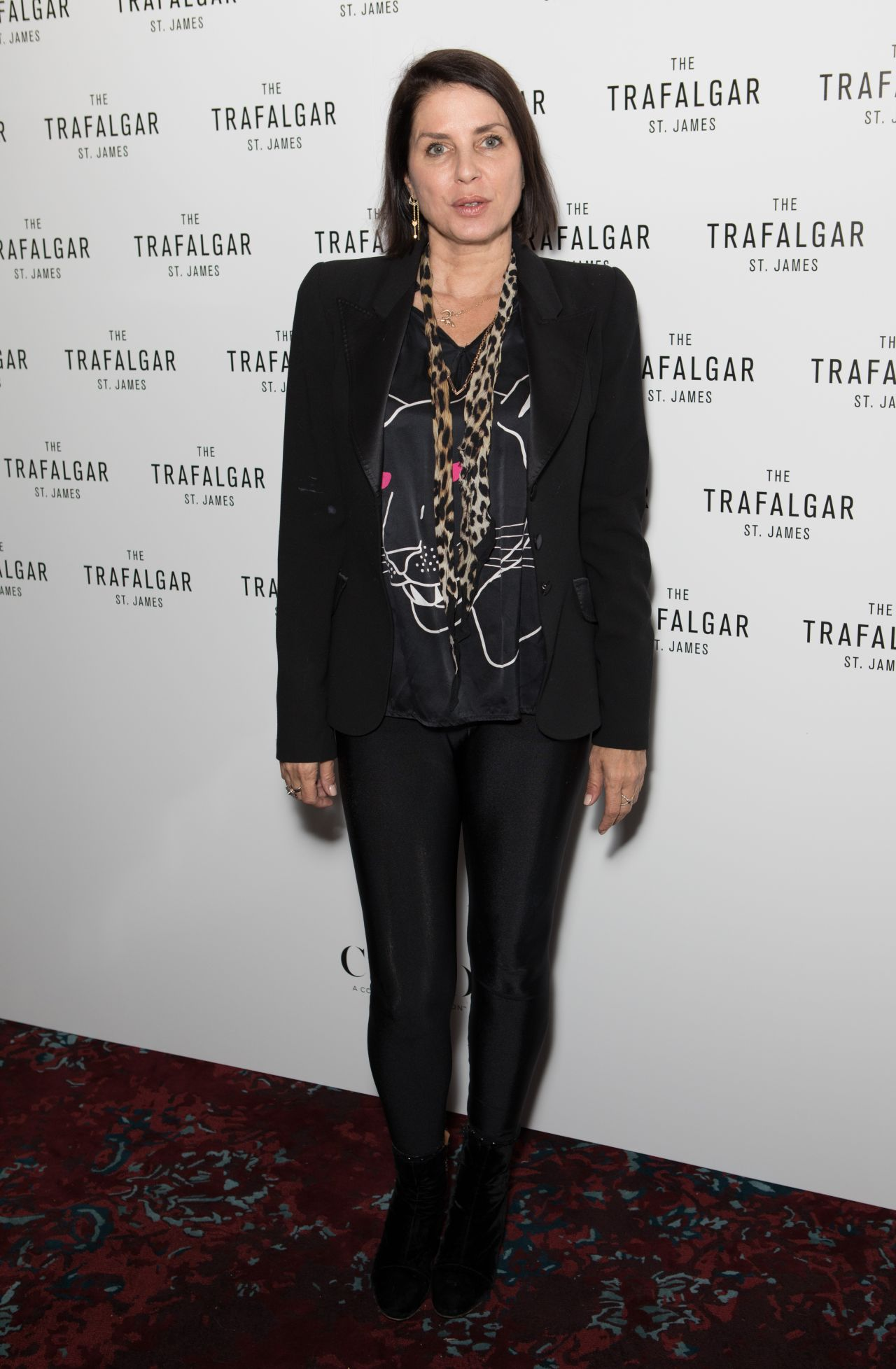 Sadie Frost The Trafalgar St James Launch Party In London