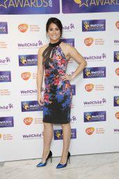 Sam Quek - WellChild Awards 2017 in London