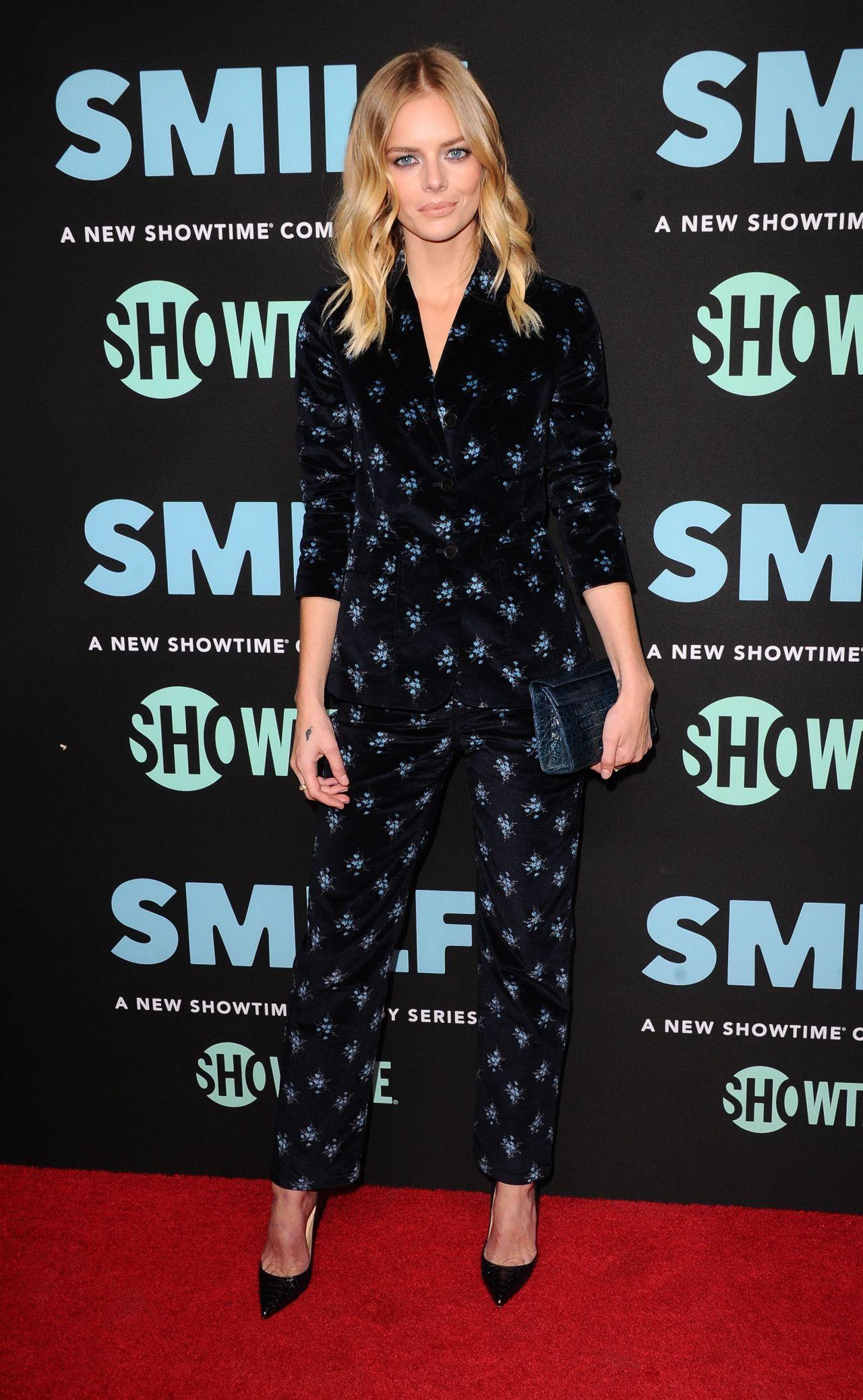 """Samara Weaving – """"SMILF"""" TV Series Premiere in Los Angeles 10/09/2017"""