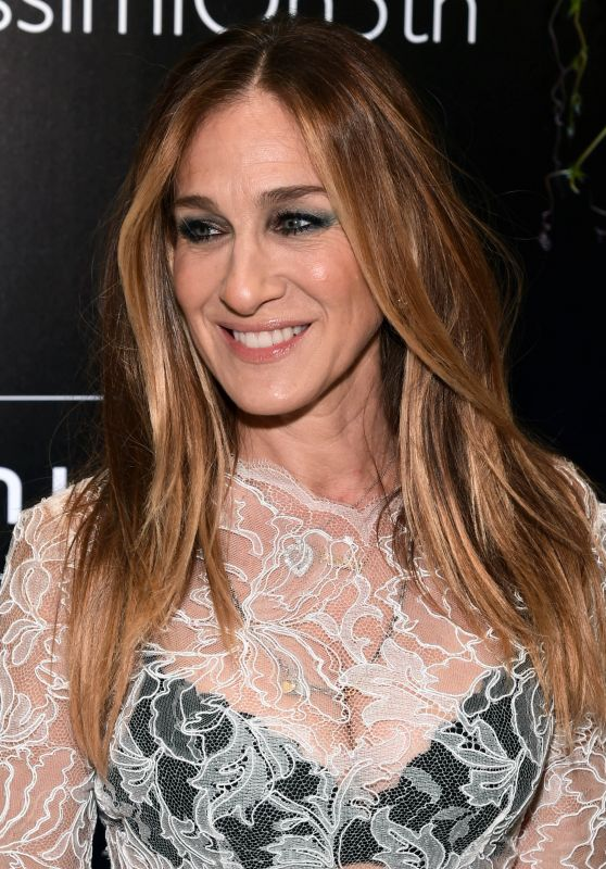 Sarah Jessica Parker – Intimissimi Flagship Boutique Opening in NYC