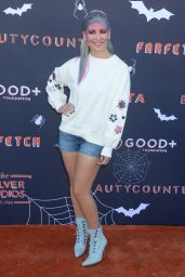 Sarah Michelle Gellar - Good + Foundation Halloween Bash in LA 10/22/2017