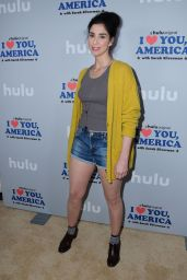 "Sarah Silverman - ""I Love You, America"" with Sarah Silverman Premiere in Los Angeles"