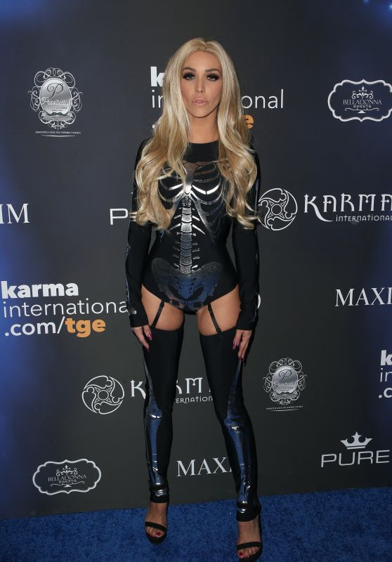 Scheana Marie – Maxim Halloween Party 2017 in Los Angeles