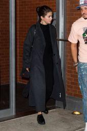 Selena Gomez - Heading to Dinner in NYC 10/21/2017